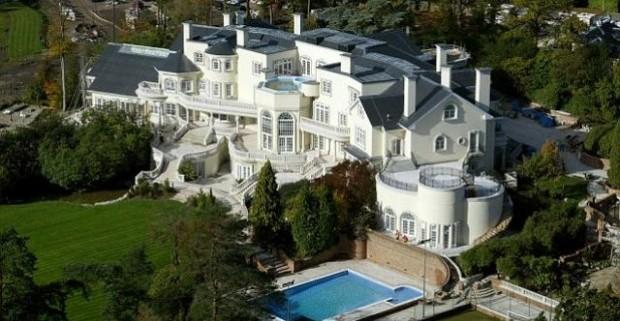 top 10 dyraste husen